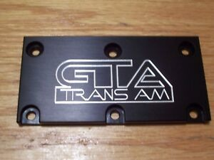 Tpi Lt1 Throttle Body Cover Plate Gta Trans Am