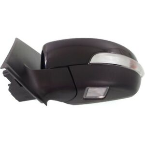 New 2013 2016 Fits Ford Escape Power Heated Door Mirror Left Side Fo1320437