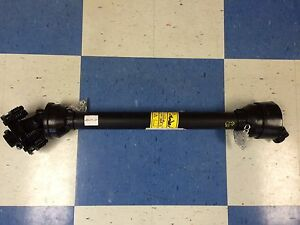 Lmc Andy 5 6 Ft Rotary Cutters 6 Splined Slip Clutch Pto Shaft On Both Ends