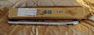 Nos Oem Ford 1965 1966 Mustang Vinyl Top Base Molding Trim W attch Parts
