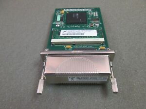 C7779 20262 Hp Designjet 800 Ps Formatter Board Card hdd 64mb 3892h366