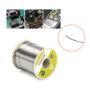 1 5mm Tin Lead Roll Solder Wire 900g Rosin Core Flux 1 6 2 2 High Quality 900g