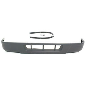 New 2004 2005 Fits Ford Ranger Front Deflector Valance Lower Textured Fo1095216