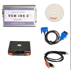 Vcm Ids 3 V108 Obd2 Diagnostic Scanner Tool For Ford Mazda Till Year 2017 Better
