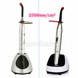 Woodpecker Style Dental Led Curing Light Resin Cure 2700mw cm Ys c jas 2001b