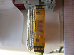 Pilz 751109 Safety Relay Pnozs9 New Factory Sealed With Instructions
