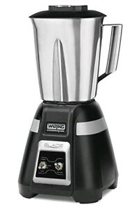 Waring Bb300s Commercial Blade Series Stainless Bar Blender With Toggle 48 Oz