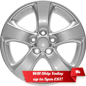 New Set Of 4 17 Premium Alloy Wheels And Centers For 2011 2019 Toyota Sienna