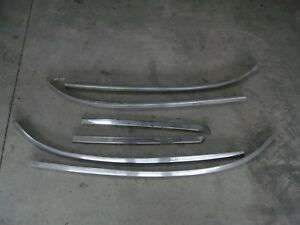 1967 To 1972 Ford Truck Windshield Trim