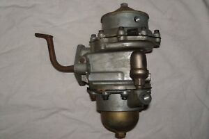 1937 1948 Oldsmobile Olds Nos New Ac Double Action Fuel Pump 9247 431 536