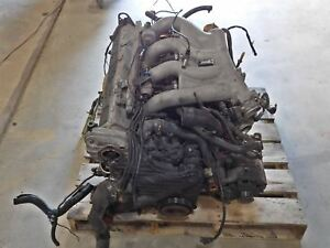 1987 Porsche 944 2 5l Used Engine Complete