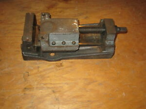 Clausing 8520 8530 Vise 4 Milling Vise 8637 Rockwell Milling Machine