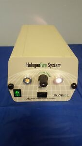 Global Surgical Microscope Halogen Two System Light Source