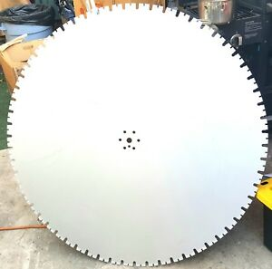 48 X 225 Concrete Wall Saw Blade