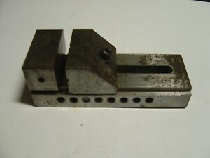 Precision Tool Maker Machinist Grinding Milling Pin Vise Vintage Machinist Tool