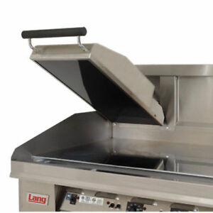Commerical Griddle With Clam Shell