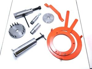 Ford Dct Dual Clutch Reinstall Reset Tool Set For Reuse Seal Install Dp6