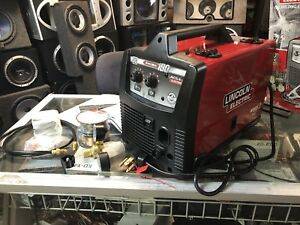 Lincoln Electric 180 Pro mig Without Welding Gun Magnum 100l