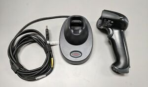 Honeywell Xenon 1902 2d Bluetooth Usb Barcode Scanner With Base 1902gsr 2