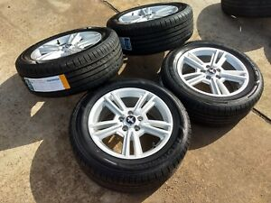 17 Ford Mustang Oem Wheels Rims New Tires 3808 2011 2012 2013 2014 2015 2016