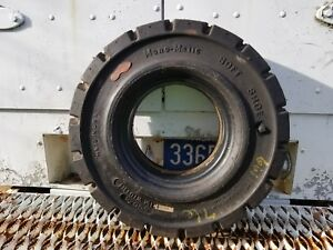5 00x8 Mono matic Soft Shoe Forklift Tire