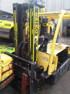 Hyster J70xn 34 Triple Mast d563b22019 For Forklift 187 Max Raised Height
