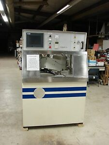 Reduced Reduced Strasbaugh Model 6ec Cmp Wafer Polisher Complete Unit