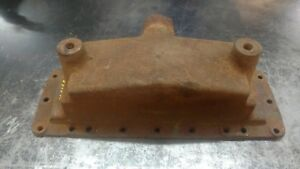John Deere Unstyled B Radiator Bottom B395r