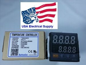 Tk4s b4cc Pid Temperature Controller 4 20ma And Ssr Rs485 Control Output