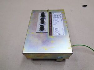 Akebono Interlake Cpu Control Timer Conveyor Board Module Ts 250a Power 250a