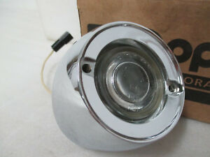 Mopar Nos 1962 Plymouth Valiant Left Hand Back Up Lamp Assembly 2290705