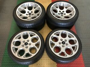 18 Lamborghini Diablo 6 0 Magnesium Wheels With Tires Rare
