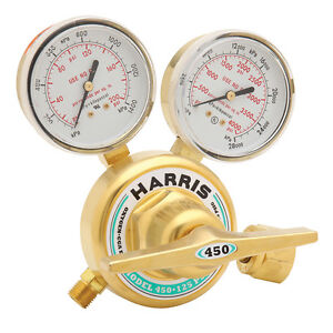 Harris 450 200 540 Oxygen Regulator