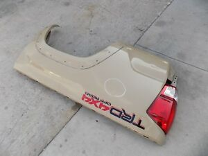 2016 2017 2018 Toyota Tacoma Rh Right Short Bed Side Skin W tail Light Oem Used