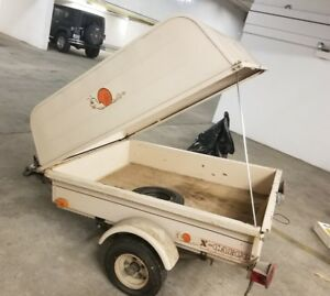 Xcargo Enclosed 6ft Trailer