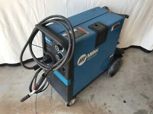 Miller Millermatic 251 Mig Welder Usa Made