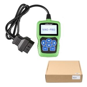Obdstar Vag Pro Auto Programmer No Need Pin Code Support New Models And Odometer
