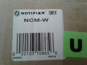 New Notifier Ncm w Network Control Interface Module Factory Tested And Sealed