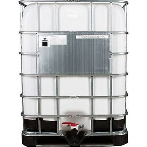 80 330 Gallon Portable Plastic Tote Septic Storage Tank Wvo Caged Clad