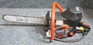 Ics 680gc 14 Gas Powered Concrete Cutting Chainsaw