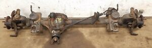 Jeep Wrangler Tj Dana 30 Front Differential Axle 3 07 Ratio Non Abs 97 06 04b