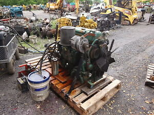 Detroit Diesel 3 53 Engine Runs Exc Video W Allison At545 Transmission 353 Gm