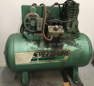Speedaire Air Compressor 2hp 10 5 Cfm