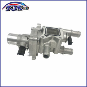Brand New Thermostat Assembly For 11 18 Chevrolet Cruze Sonic Trax 1 8 1 6l