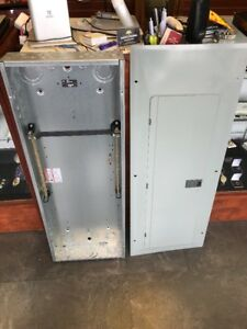 Eaton 40 Slot Cover 200 Amp Max Class Ctl Panelboard Junction Box Breaker Panel