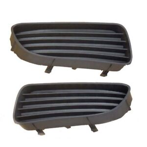 Toyota Corolla E11 1999 2001 Front Fog Lifgt Bumper Grille Set Left Right