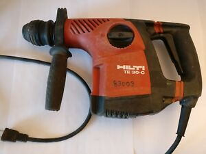 Hilti Te 30 C Avr Hammer Drill Demolition Chiseling Combihammer