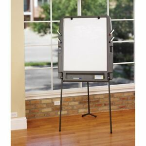 Iceberg Collaboration Easels Portable Flipchart Easel With Dry erase Surface