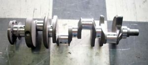 Chevy 350 Crankshaft 1968 To1985 Sbc Chevy 350 Forged Steel