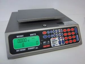 Tor rey Qc 5 10 10 Lb Counting Scale